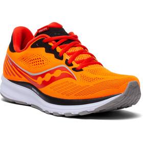 saucony Ride 14 Shoes Men, naranja